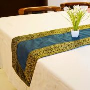 Indha craft table runner plain-0