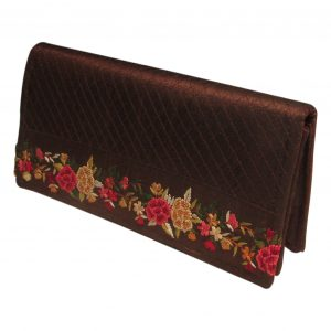 Clutch med kolkata embroidery-0