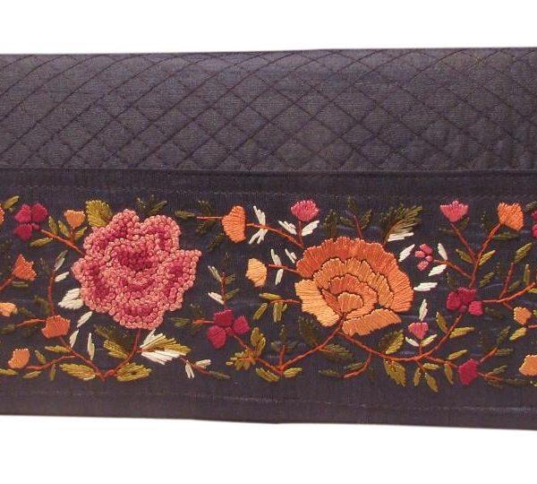 Clutch med kolkata embroidery-616