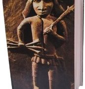 Indha Craft African Armament Print A6 Diary Hand Sewn-515