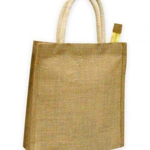 Indha gift and lunch jute bag-0