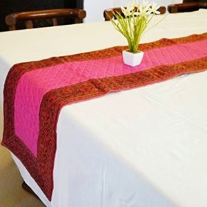 Indha craft table runner quilted-0