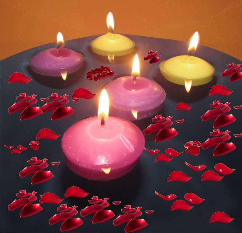 Floating Candles -0