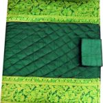 indha craft file folder double zari border-0