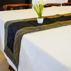 Indha craft table runner quilted-397