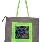 Indha Craft Hand-held Bag smart No.1 embroidery -935