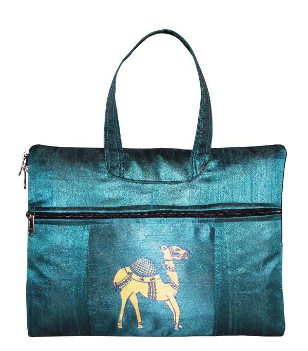 Indha Craft Men/Women Laptop Messenger Bag-0