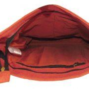 Indha Craft  Smart No.1 Patch Embroidered  Design Sling Bag Maroon Color-1950