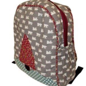 Small School Cotton Kids Bag