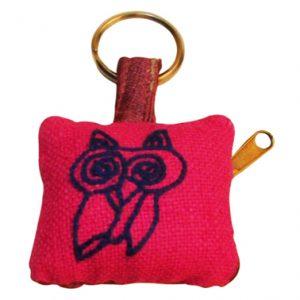 Embroidered Handmade Key Chain