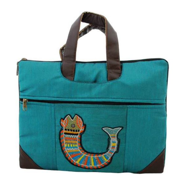 fish-embroidery-laptop-bag-teal-green-iclb617fetg-laptop-original-imaeugrkzevzgzhq