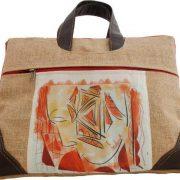 indha-craft-grafati-mask-print-jute-fabric-laptop-messenger-bag-original-imaev6f4vqfcgvfj