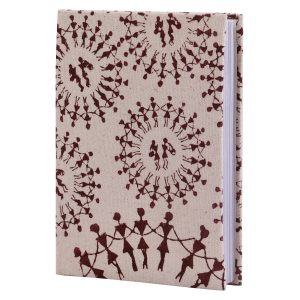 Indha Craft Recycled Paper Dairy/Notebook