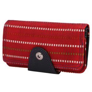 Indha Craft Women's Ethinc Clutch Purse/Card Holder