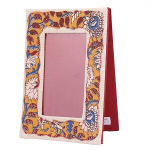 Indha Jute Cotton Single Photoframe