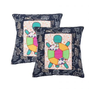 Ethnic Motif Cotton 16 x 16 inch Cushion Cover