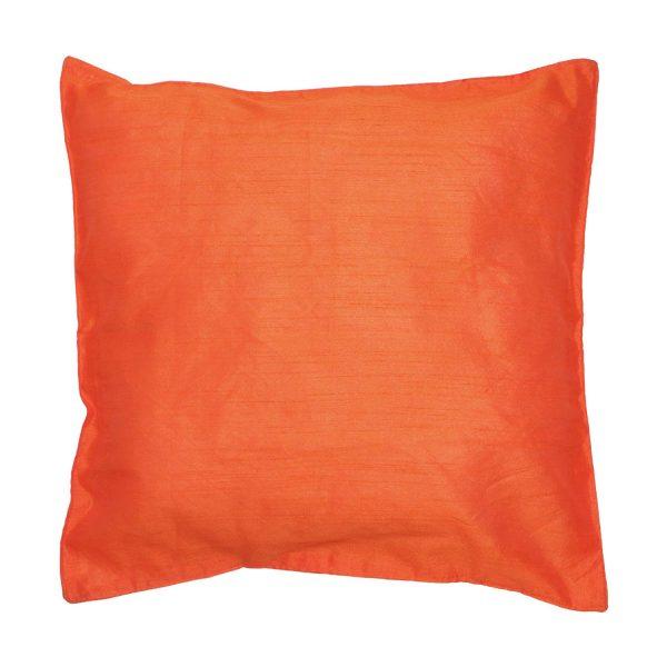 cushion cover orange