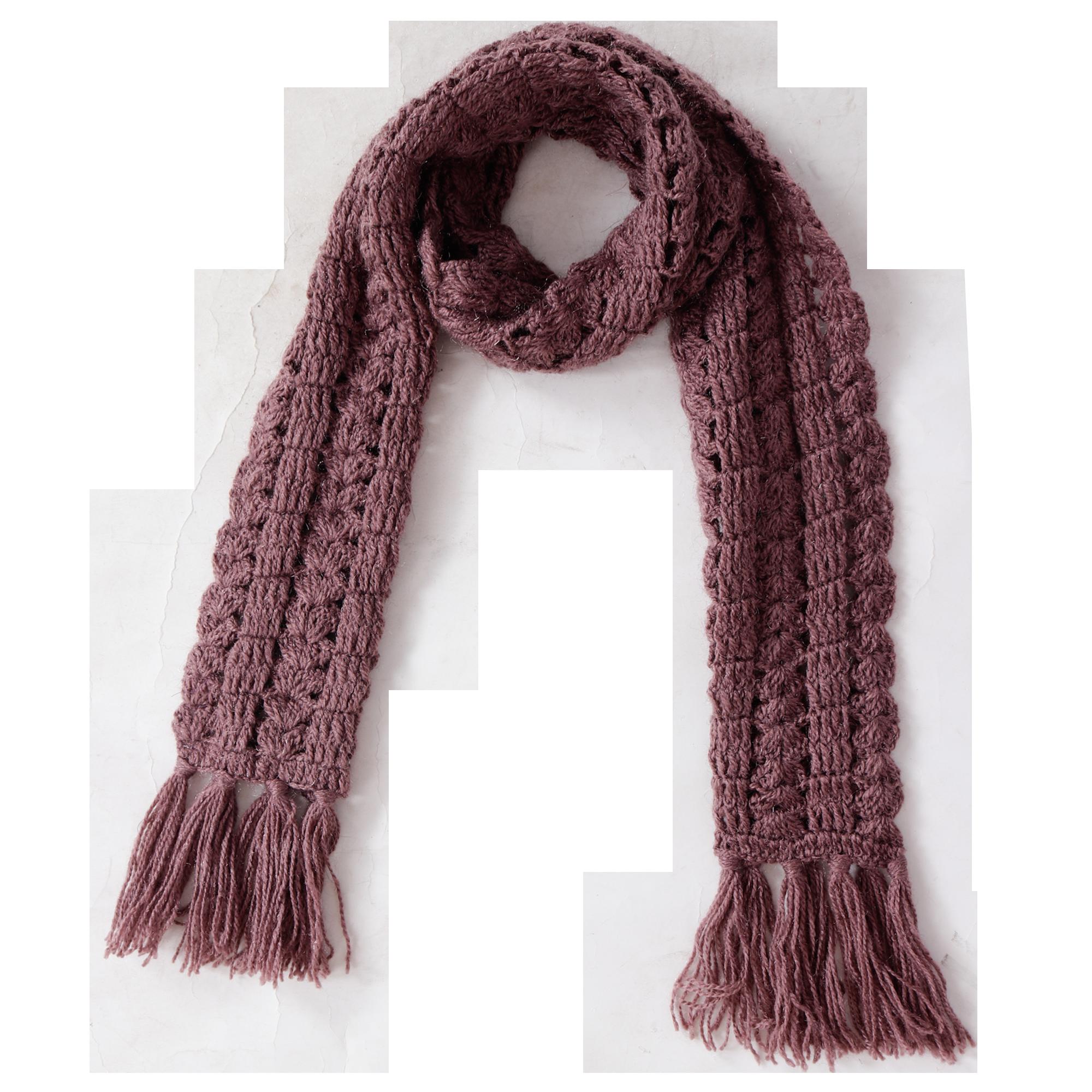 Handmade Woolen Muffler Desaignhandbags