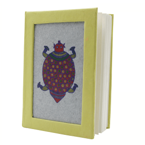 Indha Craft Handmade Recycled Paper Diary