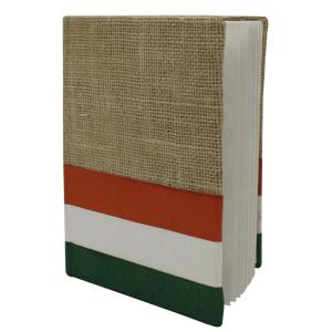 Indha Craft Handmade Jute Diary/Journal