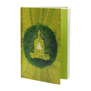 Indha Craft Handmade Recycled Paper A6 Diary