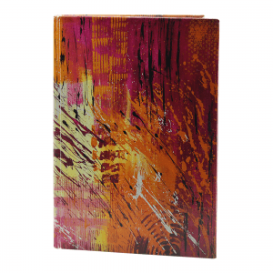 Indha Craft Recycled Paper Digital Print Diary