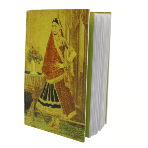 Indha Craft Handmade Recycled Paper Diary/ Notebook