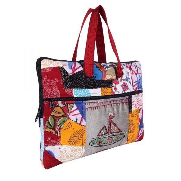 Multicolour-Laptop-bag