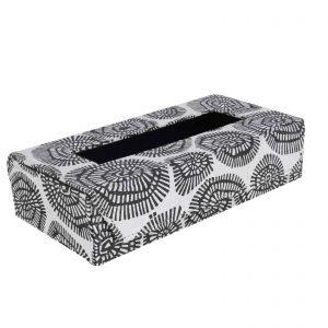 Indha Craft 1 Compartment MDF Tissue Holder/Tissue Dispenser