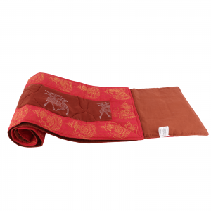Indha`s Beautiful  Red Colour Cotton Hand Block Printed Center Dining Table Runner