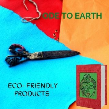 Ecofriendly products poster
