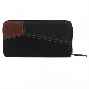 Artificial Leather Clutch Purse For Girls & Women